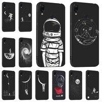 Für Xiaomi Redmi Hinweis 9 Pro Fall Silikon Stern Raum Weichen TPU Abdeckung Für Xiomi Redmi Hinweis 8 Pro 9s 8A 8T 7 7A Mi 9T A3 9 Lite SE