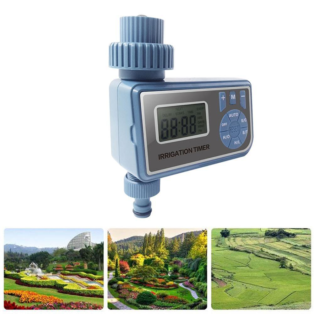 Garden Watering Timer Ball Valve Automatic Electronic Water Timer Home Garden Irrigation Timer Controller System