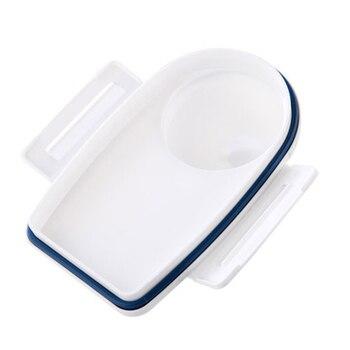 Nieuwe Granen Dispenser Opbergdoos Case Home Keuken Voedingsmiddelen Rijstmeel Container Measurer Cup Insect Vochtbestendig