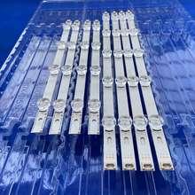 "8pcs New LED Backlight strip For LG 39inch TV LG 39LN5100 INNOTEK POLA2.0 39""A/B type 39LN5300 39LN5400 39LA6200 HC390DUN VCFP1"
