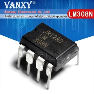 Image 1 - 100PCS LM308N DIP8 LM308 DIP 308N DIP 8