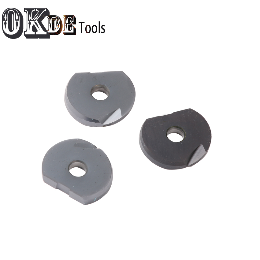 High Quality CNC Carbide Insert P3200 For T2139 Copy Fine End Mill P3200-D20 R10 D18 R9 D16 R8 D12 R6 D8 R4 Ball Milling Blade