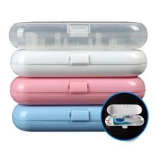 Электрическая зубная щетка oral b дорожная коробка ультразвуковая