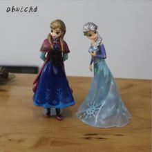 цена на 15cm Princess elsa doll Anna Children Girls Toys Birthday Christmas Gifts For Kids Sharon Dolls