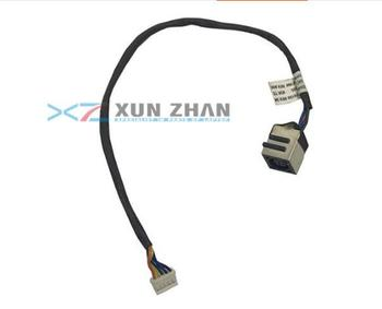 C power Jack Connector IN Cable For Dell Inspiron 15Z 1570 17R N7010 1470 Power Plug DD0UM9TH100 Y9FHW image