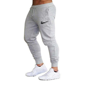 Brand 2021 Summer Men's Jogging Pants Fashion Training Casual Sports Pants Men's Running Pants Gym Muscle Fitness Stretch Pants