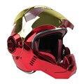 Мотоциклетный шлем Vcoros  полностью закрытый  со съемной и моющейся подкладкой