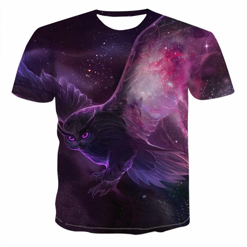 Hip Hop 3d T-shirt Dier Leeuw Shirt Camiseta 3d T-shirt Mannen Grappige T-shirts Heren Kleding Casual Tee Top tijger Tshirt