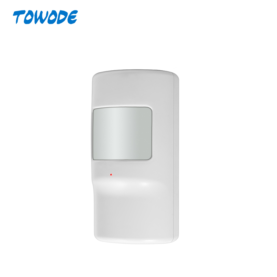 Towode G90B GSM WIFI Remote Control Smart Home Security with Workable with RFID Wireless Keypad 2