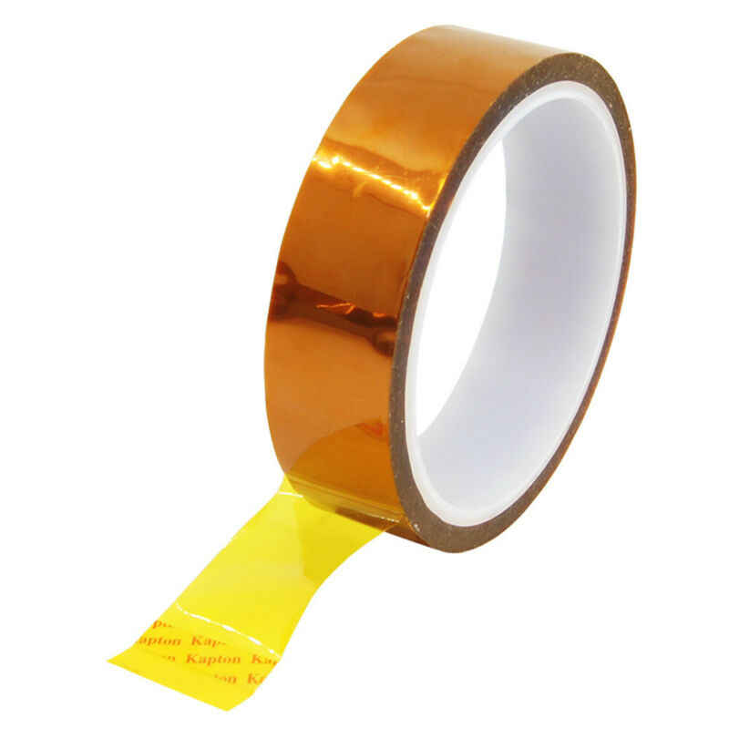 33m 5mm High Temperature Resistant Dedicated Polyimide Tape Professional Cell Phone Accessory Kits Compatible with BGA PCB SMT Soldering SKU : S-ETP-2323B Length