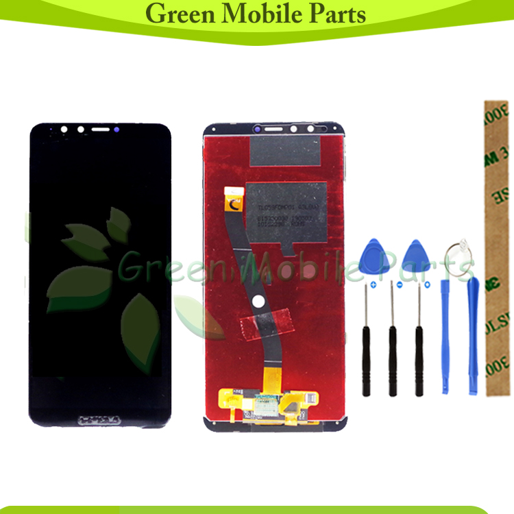 100% Tested LCD For Huawei Y9 2018 LCD Display With Touch Screen Assembly FLA L22 LX2 LX1 LX3 LCD For Huawei Y9 2018 LCD