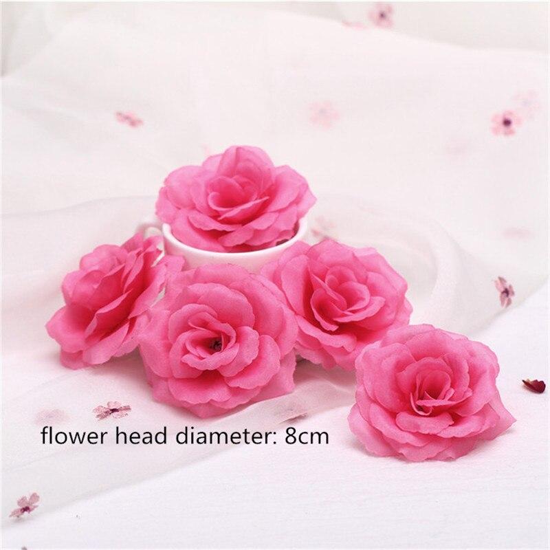 13-2. 8cm rose
