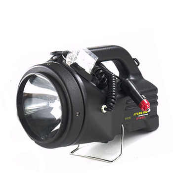 External 12V xenon searchlight outdoor self-driving tour car searchlight strong light long-range waterproof 100W HID searchlight