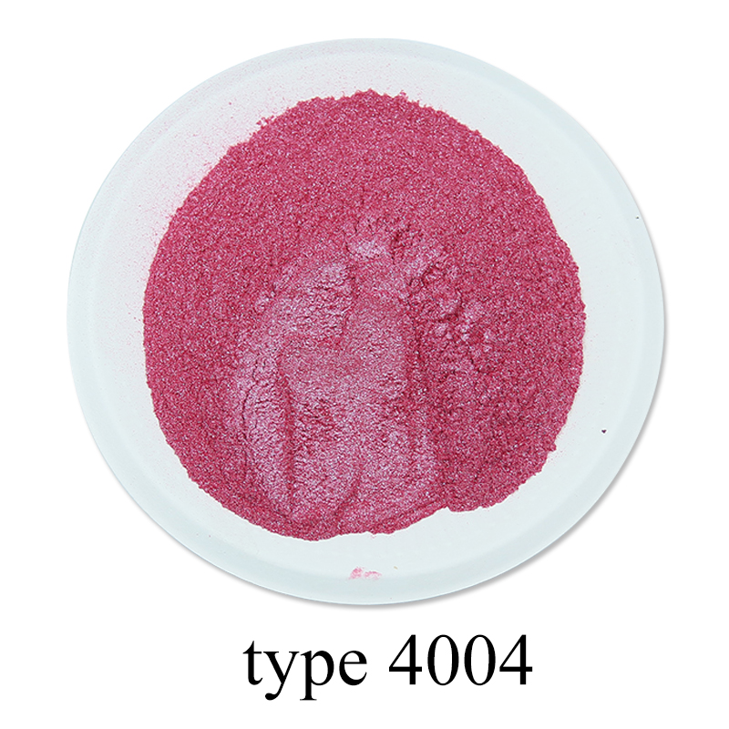 Pearl Powder Coating Mineral Mica Dust DIY Dye Colorant 50g Type 4004 For Soap Eye Shadow Cars Art Crafts Acrylic Paint Pigment