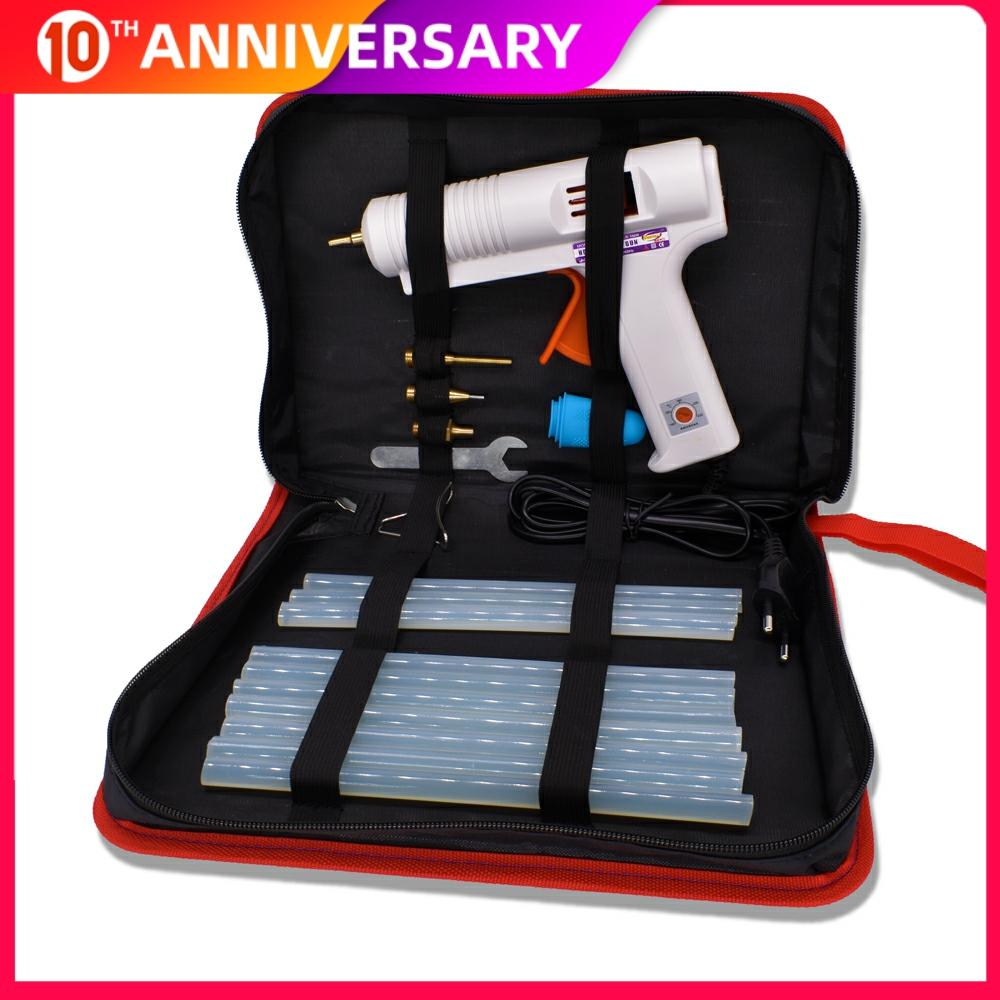 Hot Melt Glue Gun Thermostat 150w Replaceable Nozzle Industrial Glue Gun DIY Process Repair Kit Ues 11mm Glue Stick