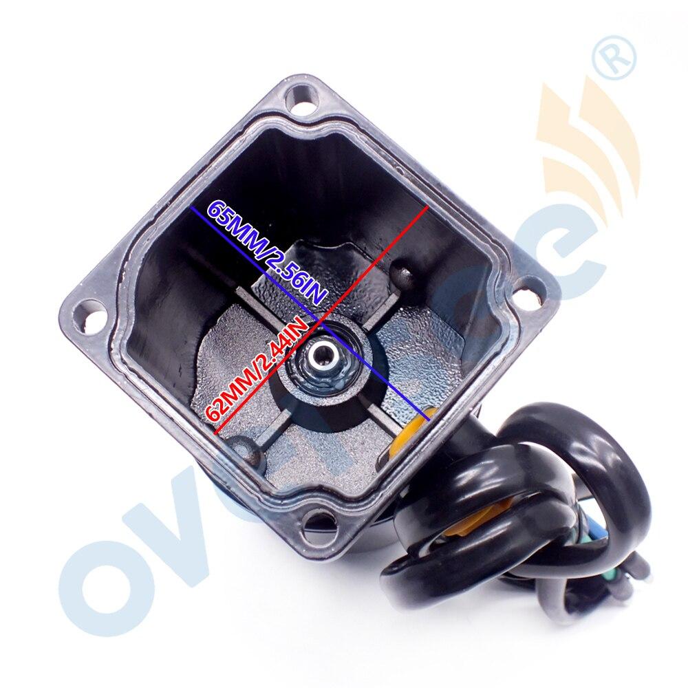 809885A1 Tilt Trim Motor For Mercury Mariner Outboard Motor 40HP-125HP 809885A2 809885T2 893907 813447 Lester 10827