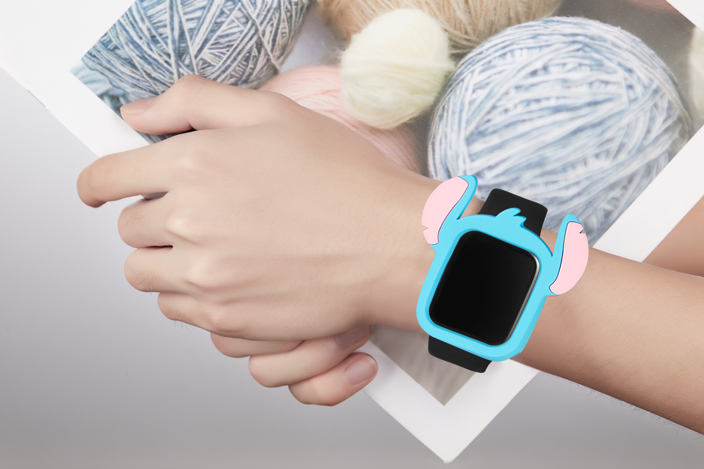 Serilabee Stitch Case for Apple Watch 21