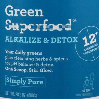 Green Mixture, Alkalization Probiotics with Digestive Enzymes, 28.2 oz (800 g)