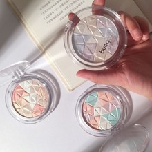 Facial Palette Makeup Glow Kit Diamond Highlighter Powder Face Contour Shimmer Base Illuminator Highlight Cosmetics