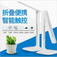 Kreuz Grenze für LED Augenschutz Lampe Folding Lesebrille Licht USB Touch Dimmen Lampe Studie Lampe-in LED-Birnen & Röhren aus Licht & Beleuchtung bei