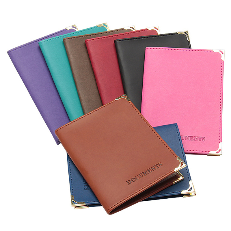 2020 New Russian Vintage Auto Driver's License Bag PU Leather Cover For Car Driving Documents Card Credit Holder Case