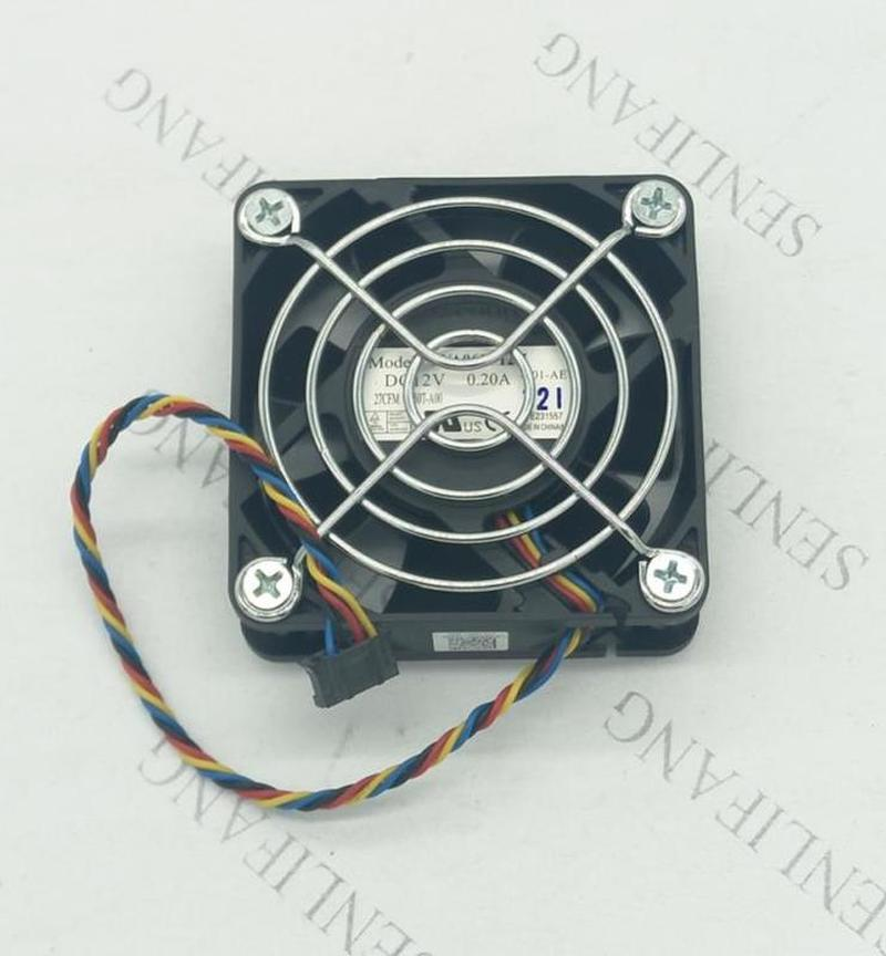 K650T 0K650T GM1206PKVX DC12V 0.20A  PVA060F12H For  Optiplex 780 790 990 7010 9010 9020 USFF Cooling Fan Ell Tested