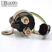 цена на BJMOTO Motorcycle Starter Relay Solenoid For Polaris Ranger XP 700 4x4 EFI/LE Scrambler 500/2x4/ 6x6 400 HO 4x4/ SE 4x4 2014