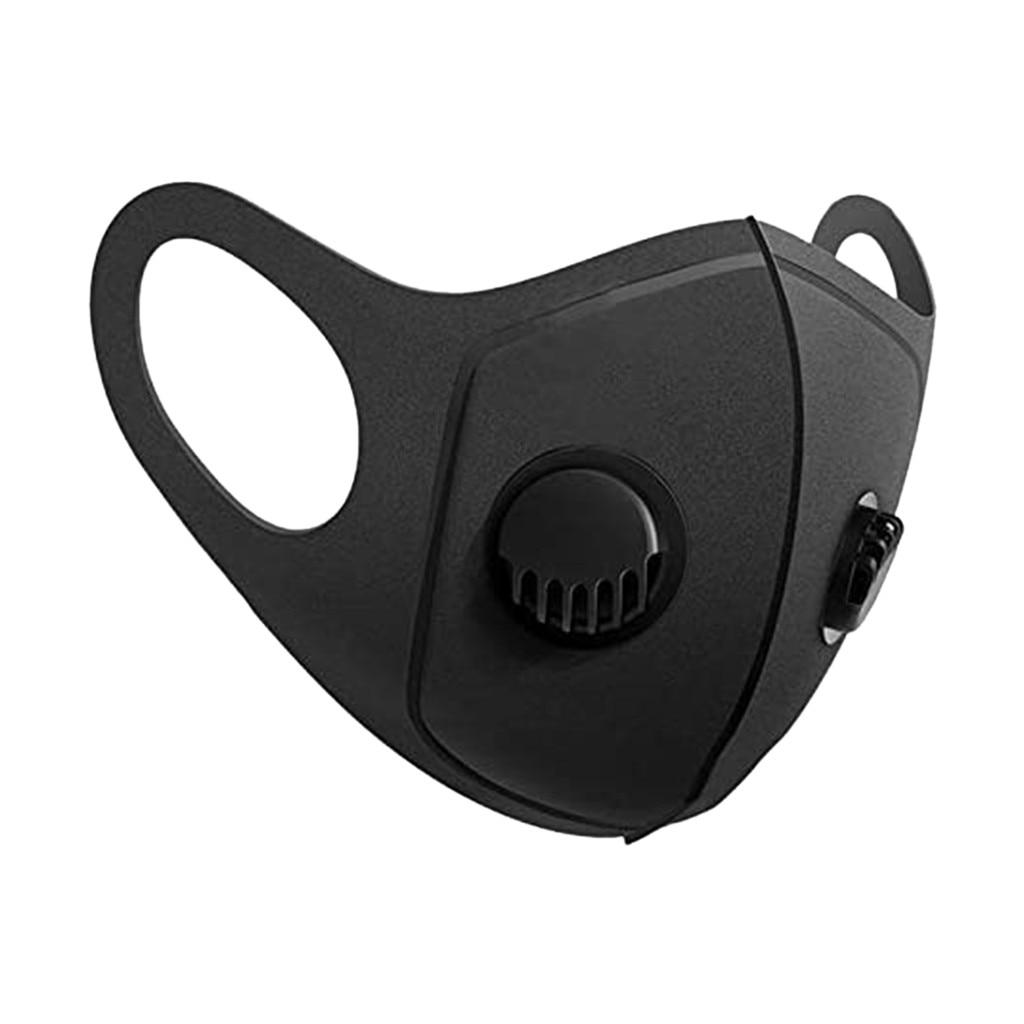 Máscara reutilizável pm2.5 respirador nebuloso neblina poluição protetora rosto máscara de boca ao ar livre máscara de proteção lavável mascarilla