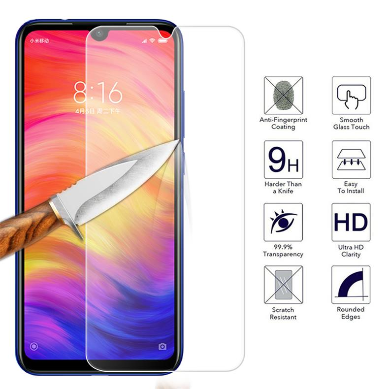 tempered glass for redmi note 8 pro screen protector  (1)