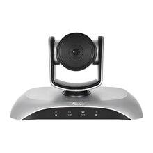 Aibecy 1080P FHD USB Video konferans kamerası otomatik 360 ° otomatik tarama ile plug n play kızılötesi uzaktan kontrol