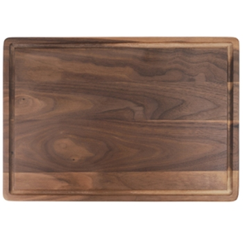 Black Walnut Chopping Board Steak Board Solid Wood Steak Tray Preservative Kitchen Cutting Board Slotted Steak Plate Bread Dish