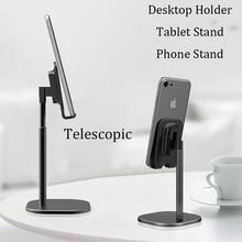 Desktop Holder Tablet Stand For iPad Pro 11 10.5 10.2 9.7 mini For Huawei Samsung Phone Holder Tablet Stand for Network Teaching