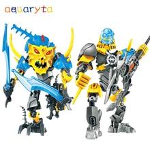 Toys-Set Building-Blocks-Set Assembly Factory Children Aquaryta for Birthday-Gift EVO