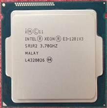 Процессор Intel Xeon E3 1281 V3, 3,7 ГГц, 8 Мб, 4 ядра, 8 потоков, LGA 1150