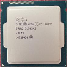 Intel Xeon E3 1281 V3 CPU 3.7GHz 8M 4 Core 8 Threads LGA1150 Processor