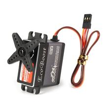 JX CLS6336HV 35KG 6-7.4V High Voltage Metal Gear Aluminium Shell Digital Coreless Servo for 1/8 RC Car & 2000mm Fixed-Wing jx ps 2503hb 4 8v 6v high voltage 0 10sec 60 3 35kg digital plastic gear analog mini servo metal case for 1 12 rc car