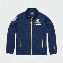 2020 New Motocross Enduro For Husqvarna Husky Men's Jacket Coat Pullover Wool Li