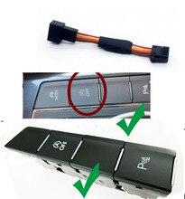 Carro Automático de Partida e Parada Fora do Padrão do Dispositivo de Memória start stop módulo cabo Adaptador Para MQB MK2 Tiguan Tiguan L