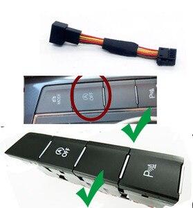 Image 1 - Carro Automático de Partida e Parada Fora do Padrão do Dispositivo de Memória start stop módulo cabo Adaptador Para MQB MK2 Tiguan Tiguan L