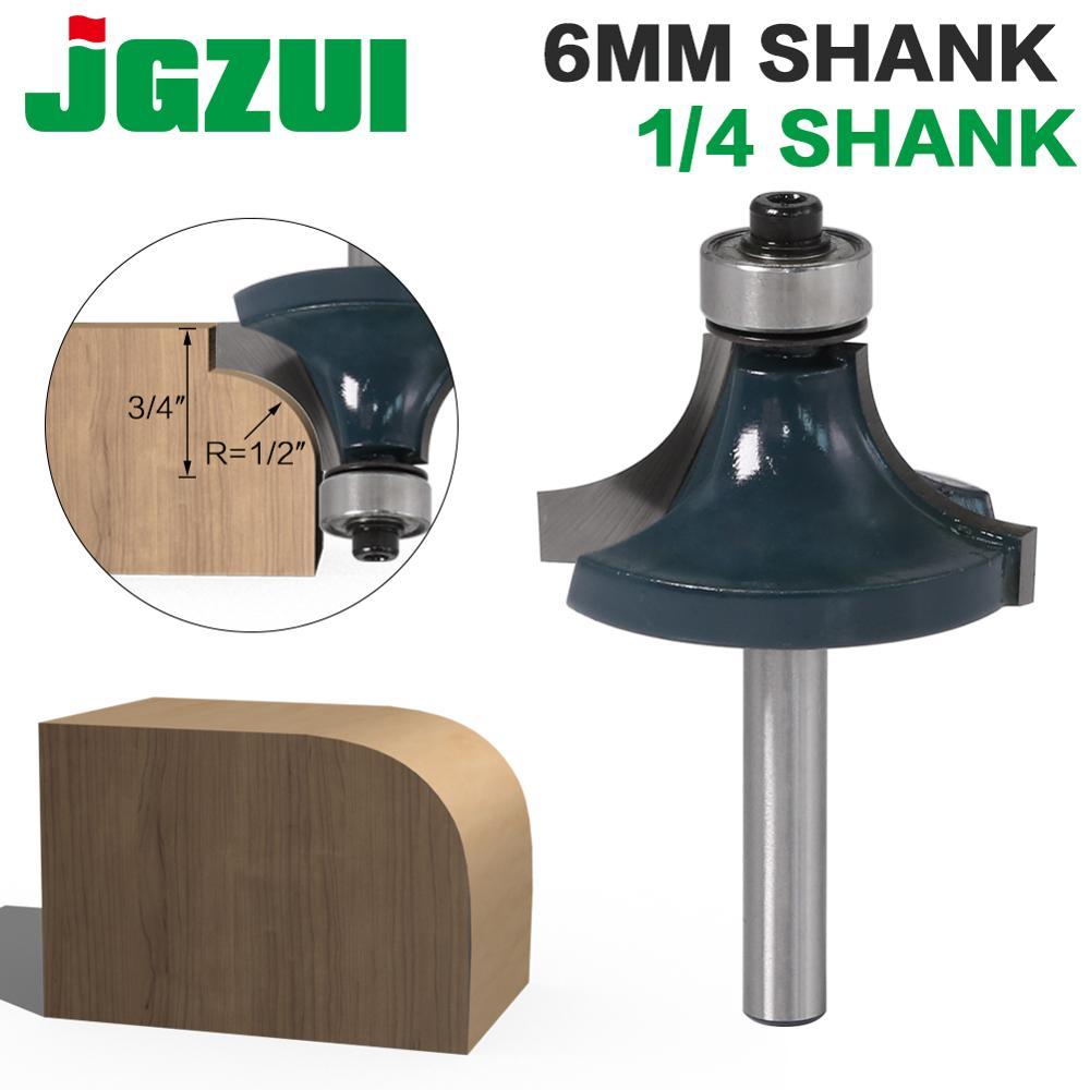 1pcs 6mm Shank 1/4
