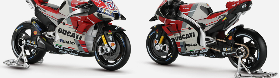 Moto GP Racing Motorcycle Toy Model Collection 23