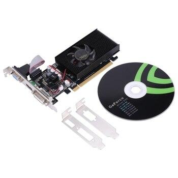 GT210 1G D2 64BIT Ie карта, Dual-Sn Bright Ie карта поддерживает большое и маленькое шасси/Все-в-одном/Рабочий стол