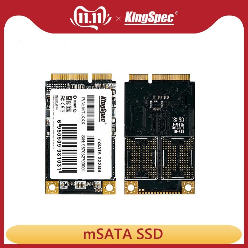 KingSpec SSD MSATA 120GB 240GB Mini carte hd 480GB 1 to disque dur 2 to disque SSD interne pour ordinateur portable de bureau Lenovo IdeaPad