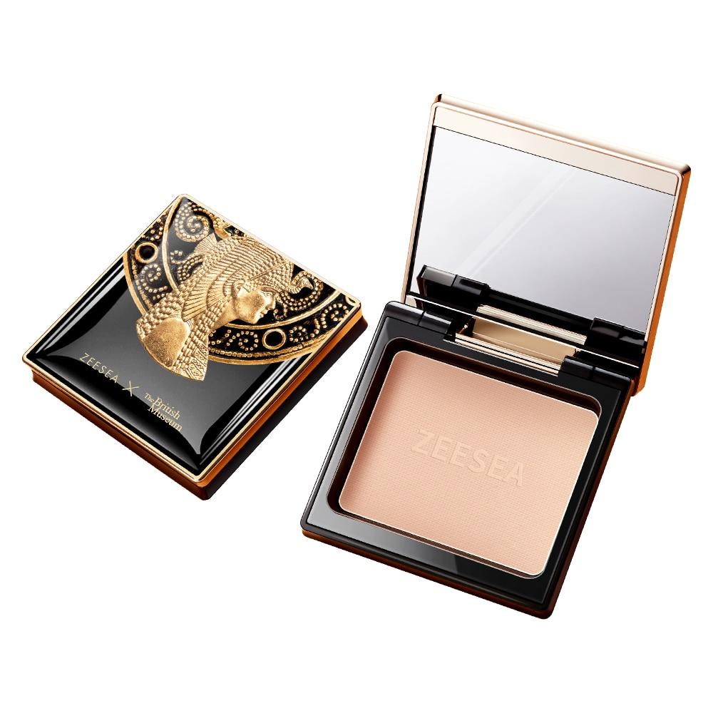 ZEESEA Eygpt Collection 3 Colors Makeup Face Powder Oil Control Long Lasting Pressed Powder Pallete Contour Concealer