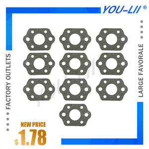 Image 1 - YOULII 10Pcs Carburetor Muffler Gasket Kit For STIHL MS 180 170 MS180 MS170 018 017 Chainsaw Replacement Parts