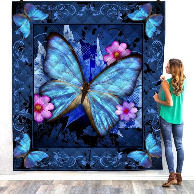 Dropshipping-Butterfly-Bee-Print-Quilt-For-Kids-School-Adults-Bed-Soft-Warm-Thin-Blanket-Cotton-Quilt.jpg_640x640 (3)