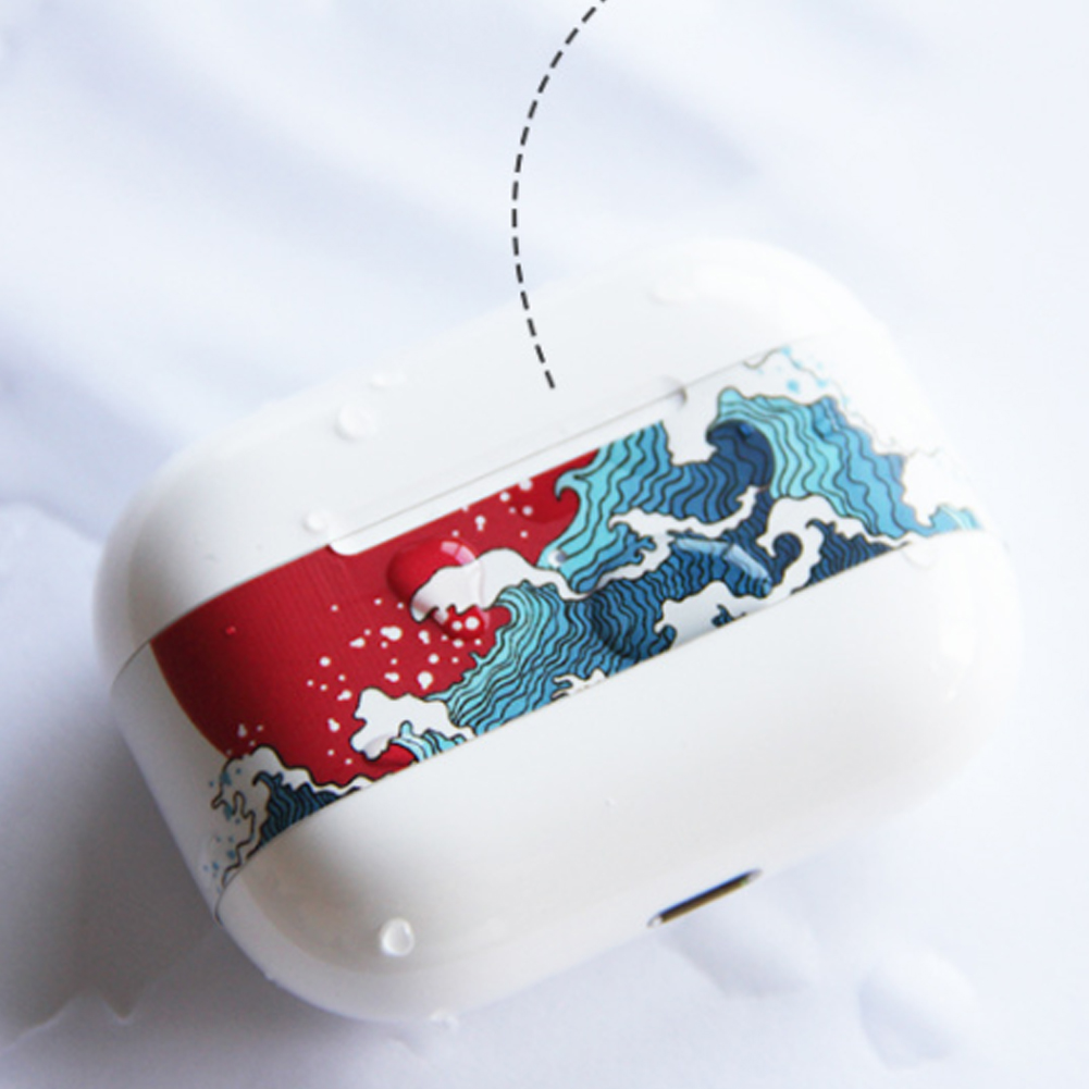 Camouflage Color Dust Guard for AirPods Pro 34