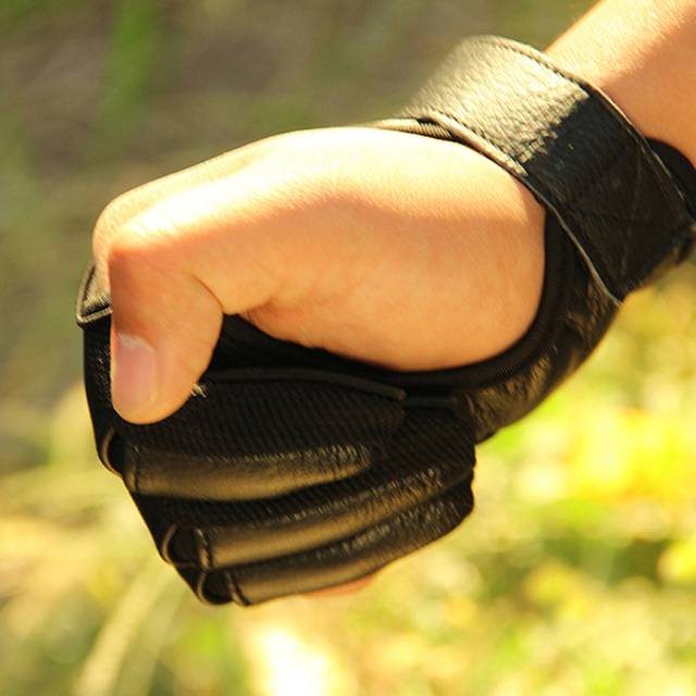 1Pc Fingers High Elastic Hand Guard Protective Archery Bow Shooting Glove for Recurve Compound Bow hunting Fit LH / RH Accessory 3