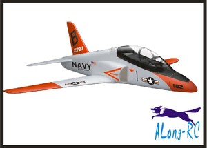 Image 1 - Лидер продаж, 4 Канальный Самолет EDF T45, 70 (64 мм), Красная стрела, самолет EPO jet, модель радиоуправляемого самолета, набор хобби, или 3S 64 EDF PNP