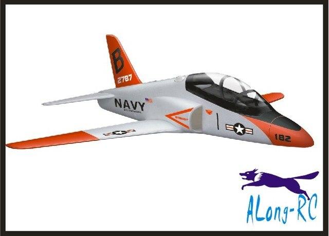 VENDITA CALDA 70 (64 millimetri) EDF 4 canali aereo T45 t 45 FRECCIA ROSSA EPO jet aereo RC aereo MODELLO di HOBBY, KIT SET O 3S 64 EDF PNP